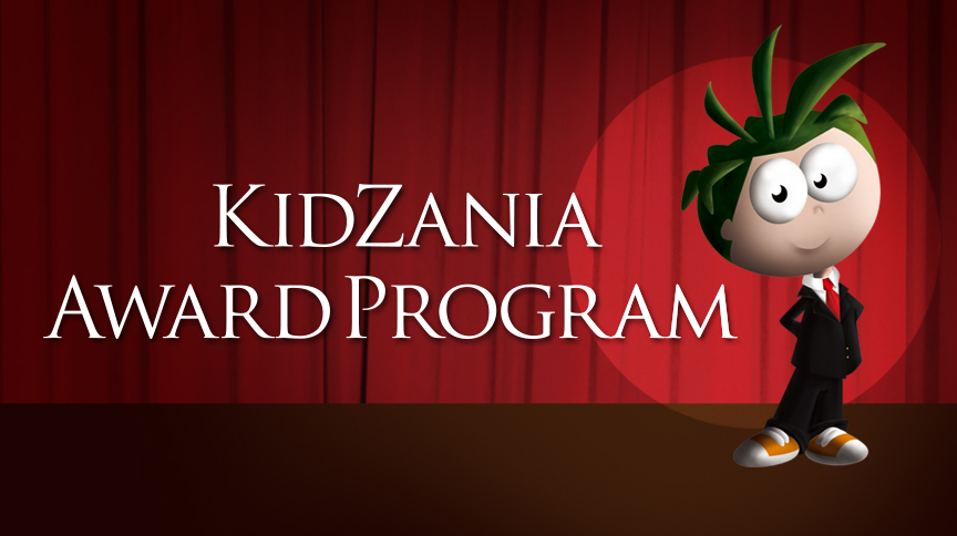 KIDZANIA AWARD PROGRAM 2016