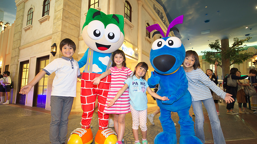 ���w��������1��߂�����uKidZ 1DAY PROGRAM�v