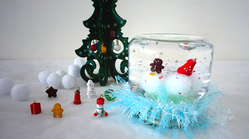 Snow Globe Workshop