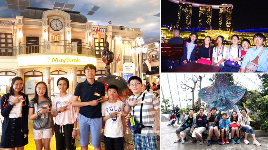 Kids Working Holiday in KidZania Singapore Report