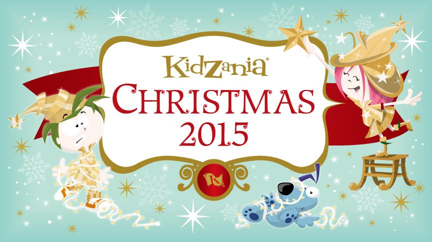 KidZania Tokyo Christmas 2015