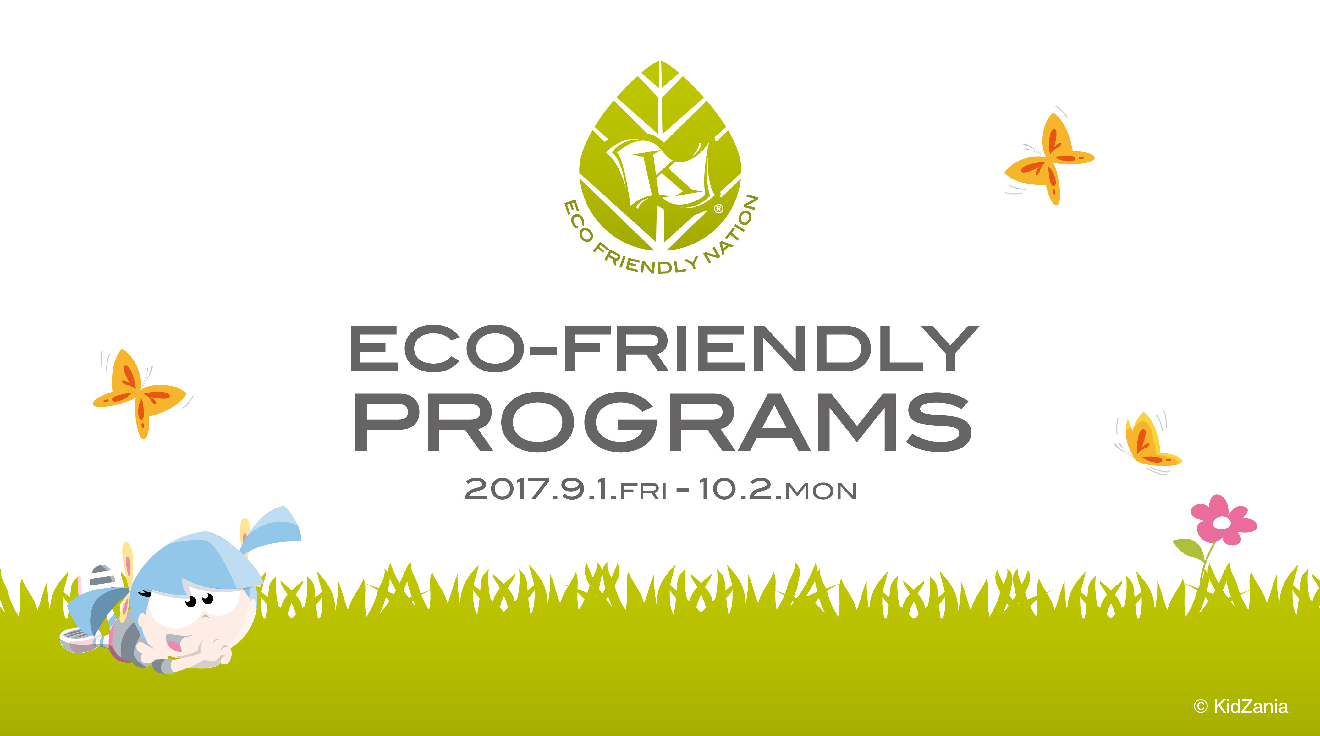 ECO-FRIENDLY PROGRAMS