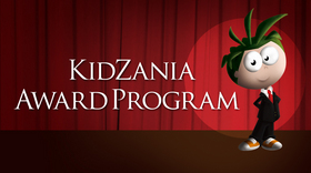 KIDZANIA AWARD PROGRAM 2016 結果発表